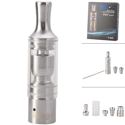 Seego Vhit Type-B Rebuildable Clear Atomizer