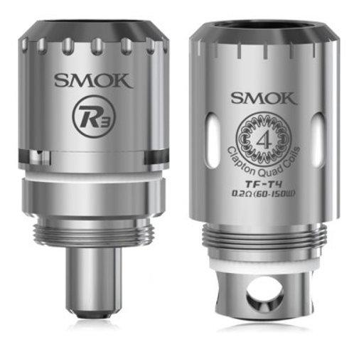 Original Smok Beasts Kit TF-T4 and TF-R3 RBA Coil