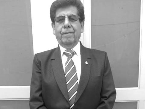 Adolfo Serna Campos - Presidente del Consejo Directivo ANEPSSA PERÚ