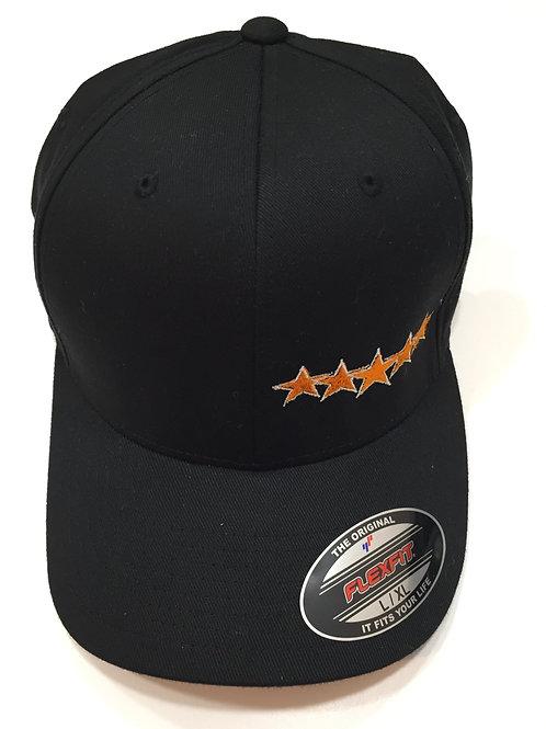 """Five Star """"Flex Fit"""" Small Star Hat"""