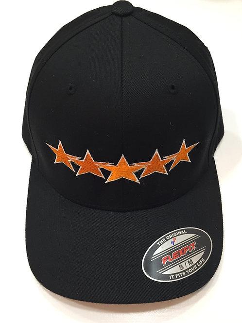 """Five Star """"Flex Fit"""" Big Star Hat"""