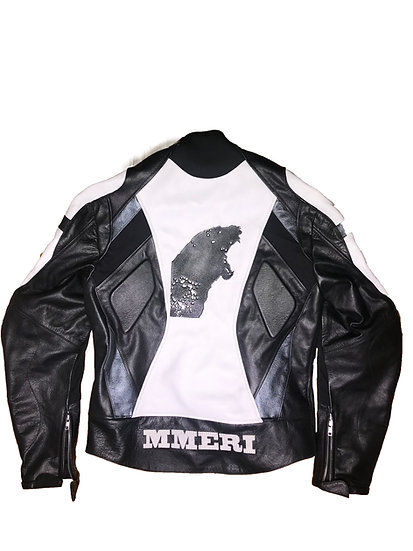 Victory Panther Leather Jacket