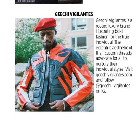 British GQ Magazine MAR 2021