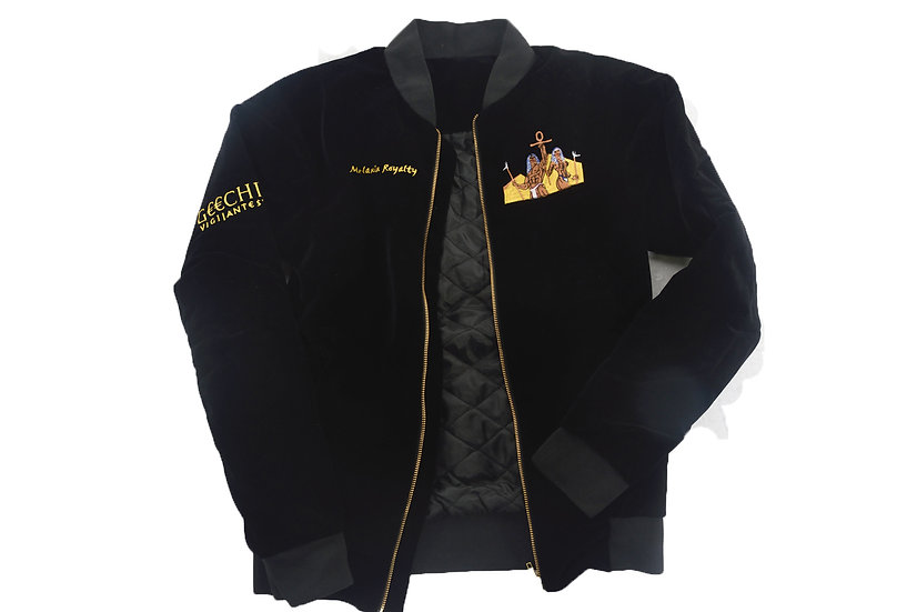 Vigilante Velour Jacket