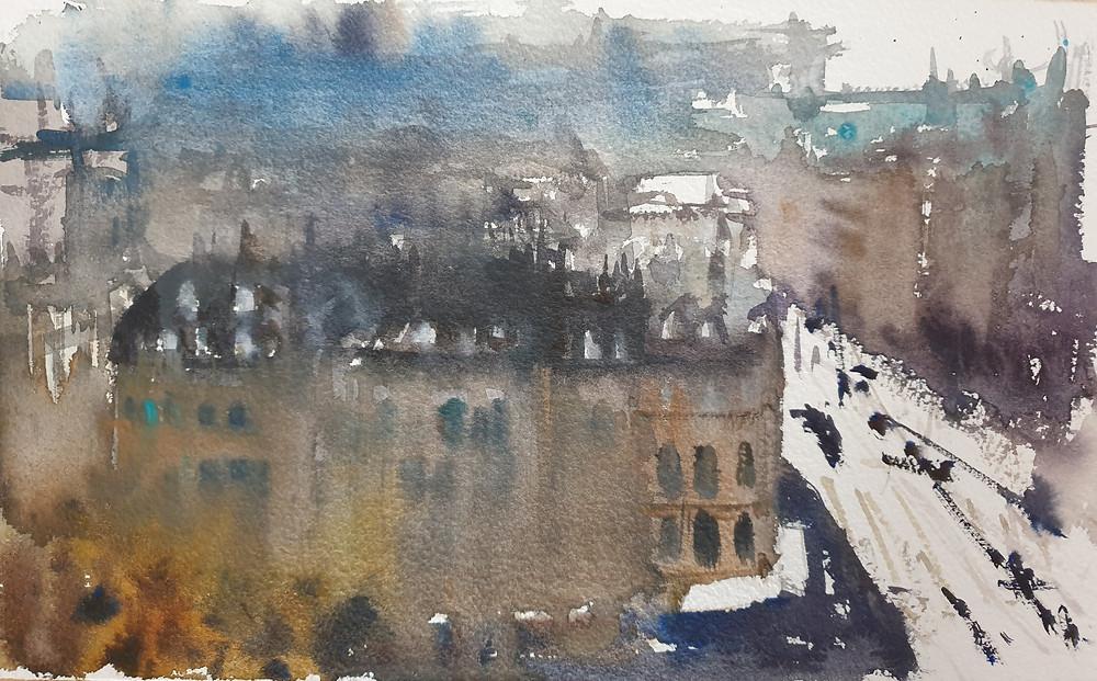 Sketch, Paris Sketch