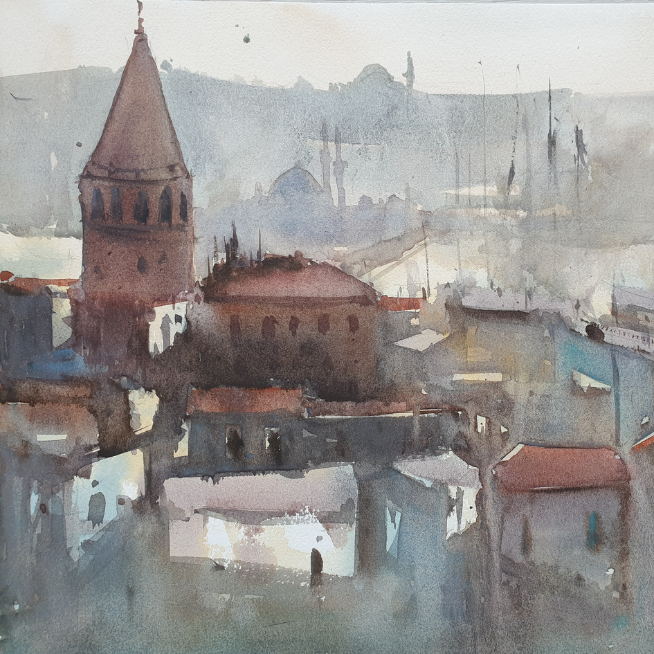 Istanbul Galata - 11242020