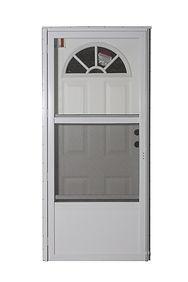 Six Panel Comb Door