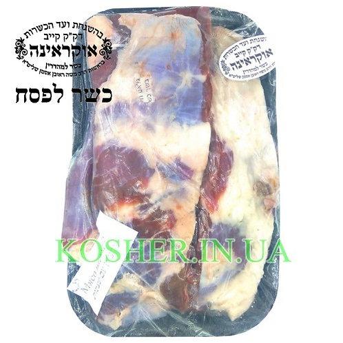 Говядина Ребро на кости кошер ХАЛАК на Песах в/у, Бродский, кг