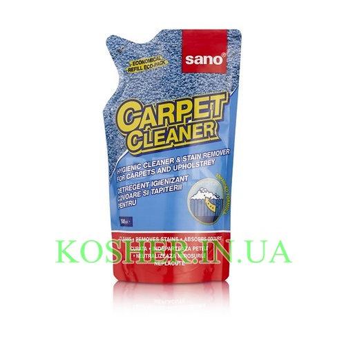 Для чистки ковров Carpet Cleaner, Sano, запаска, 500мл