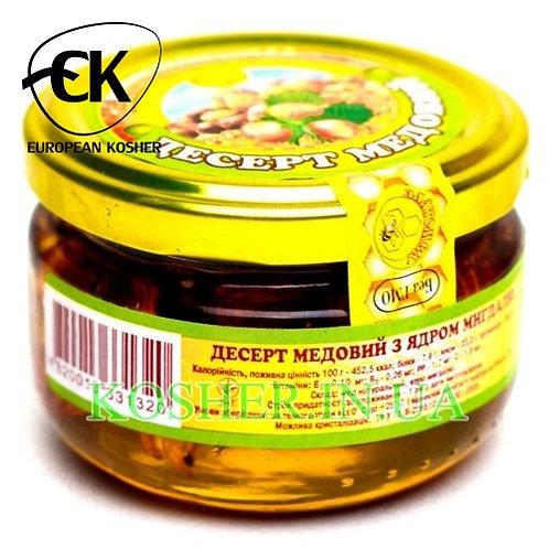 Десерт медовый кошерный с Миндалем, ЗМ, 170г