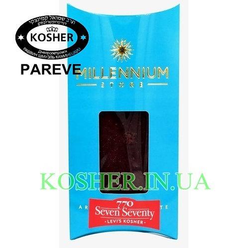 Шоколад кошерный Черный 770 74%, Millenium, 100г / שוקולד מריר