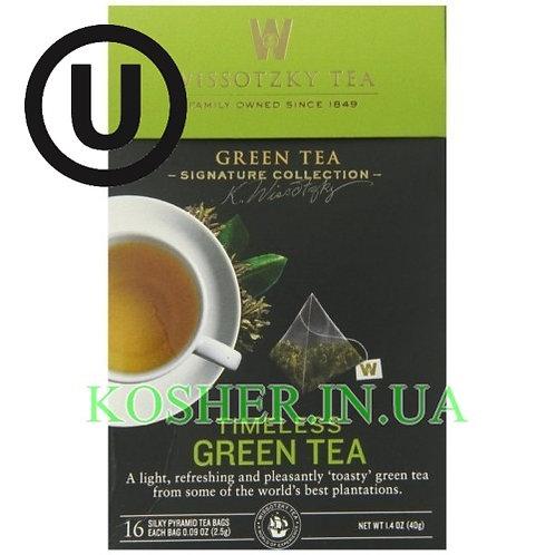 Чай зеленый, Wissotzky, 16пак