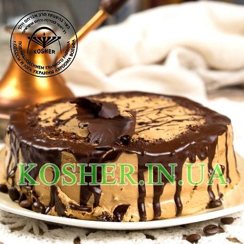 Торт кошерный КОФЕЙНЫЙ парве, Розмарин, кг / עוגת קפה פרווה