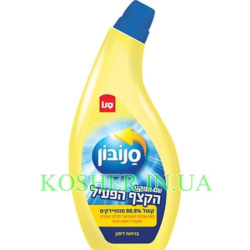 Для мытья туалетной комнаты, Sanobon Liquid Lemon, Sano, 750мл