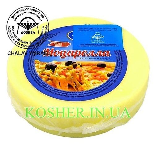 Сыр кошерный Моцарелла 50%, GreenCow, кг / גבינת מוצרלה