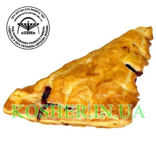 Слойка кошерная с Вишней (готовая), Розмарин, 90г / עוגת בצק עלים עם דובדבן