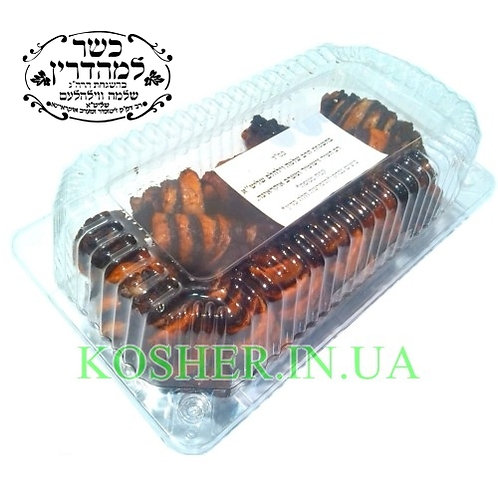 Круассаны кошерные Шоколад, БП, 380г