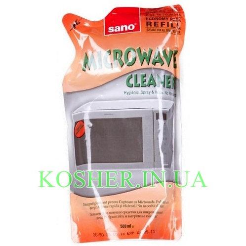 Для мытья Микроволн.печей MICROWAVE зап,Sano,500мл