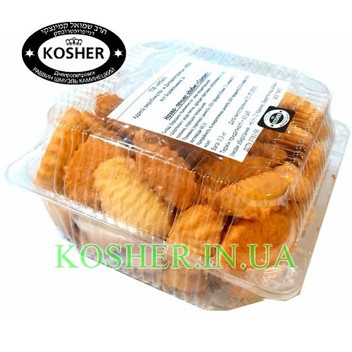 Печенье кошерное сдобное Соленое, Конфетти, 300г