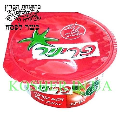 Томатная паста кошер на ПЕСАХ, Prinir, 100г / רסק עגבניות כשר לפסח