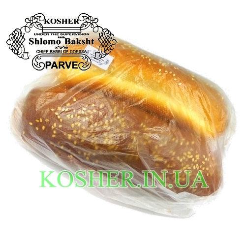 Булочка кошерная Пшеничная Хот-Дог мезанот, Бэйт Лехем, 110г, 2шт