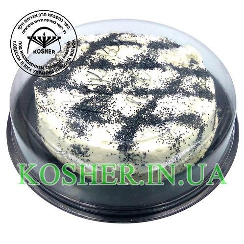 Торт кошерный МОНЕ Маковый парве, Розмарин, кг / עוגת פרג פרווה