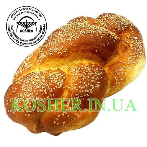 Хала кошерная пшеничная, Розмарин, 350г / חלה 350ג