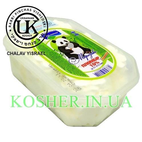 Мороженое кошерное Пломбир Ванильное, УК, 400г/ גלידת פלומביר וניל אריזה משפחתית