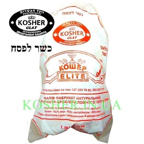 Курица (тушка) фермерская кошер на ПЕСАХ, КД, кг