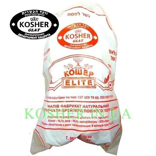 Курица (тушка) кошерная фермерская, КД, кг / עוף שלם אורגני