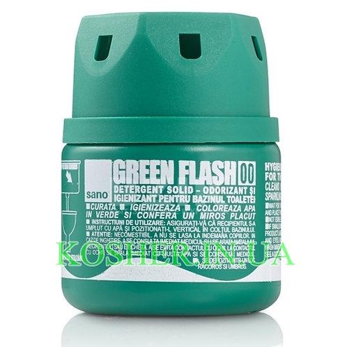 Блок для сливного бачка Green Flash, Sano, 200г