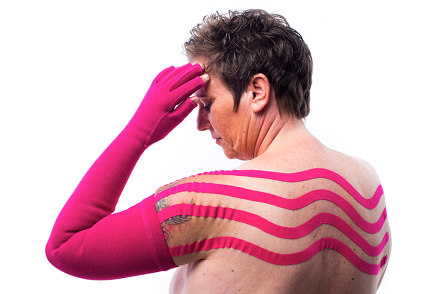 Find MTC Lymph taping courses