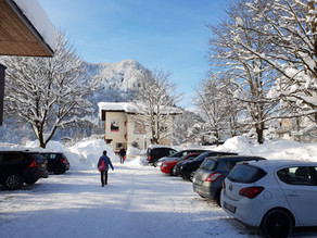 Winter-days in Walchsee