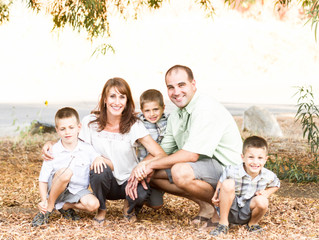 Mini Family Session | Murrieta, CA