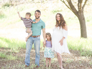 Armstrong's Family Session | Murrieta, CA