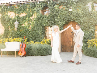 Milagro Winery | Styled Wedding Shoot