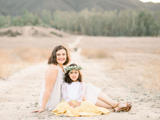 Mommy + Daughter Session | Temecula, CA