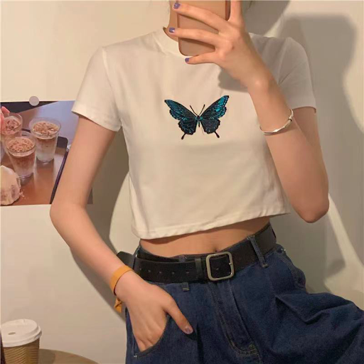 Customized Butterfly Tee
