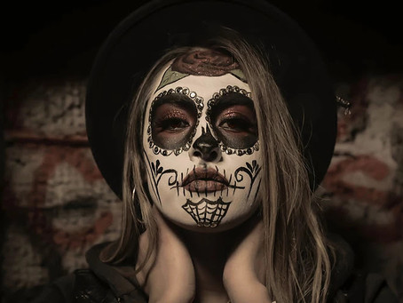 5 Tips for Halloween Makeup