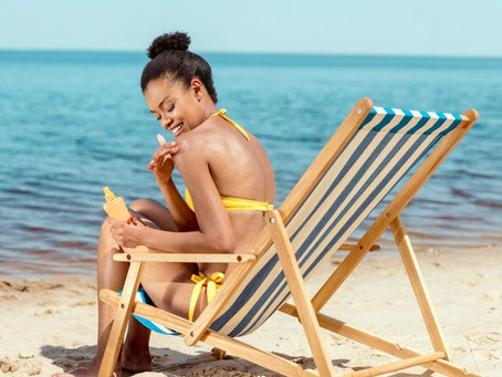 Summer Bummer: Sunscreen Chemicals in Your Bloodstream After One Day