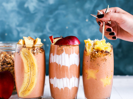 4 Fall Smoothies That'll Give You Healthy, Radiant Skin!
