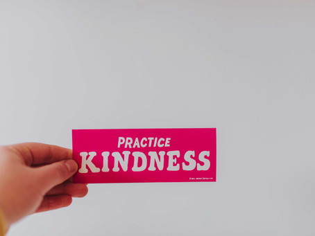 Kindness: An Attitude Toward Others, Self & Skin