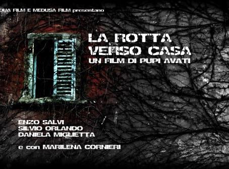 LA ROTTA VERSO CASA il nuovo film di Pupi Avati
