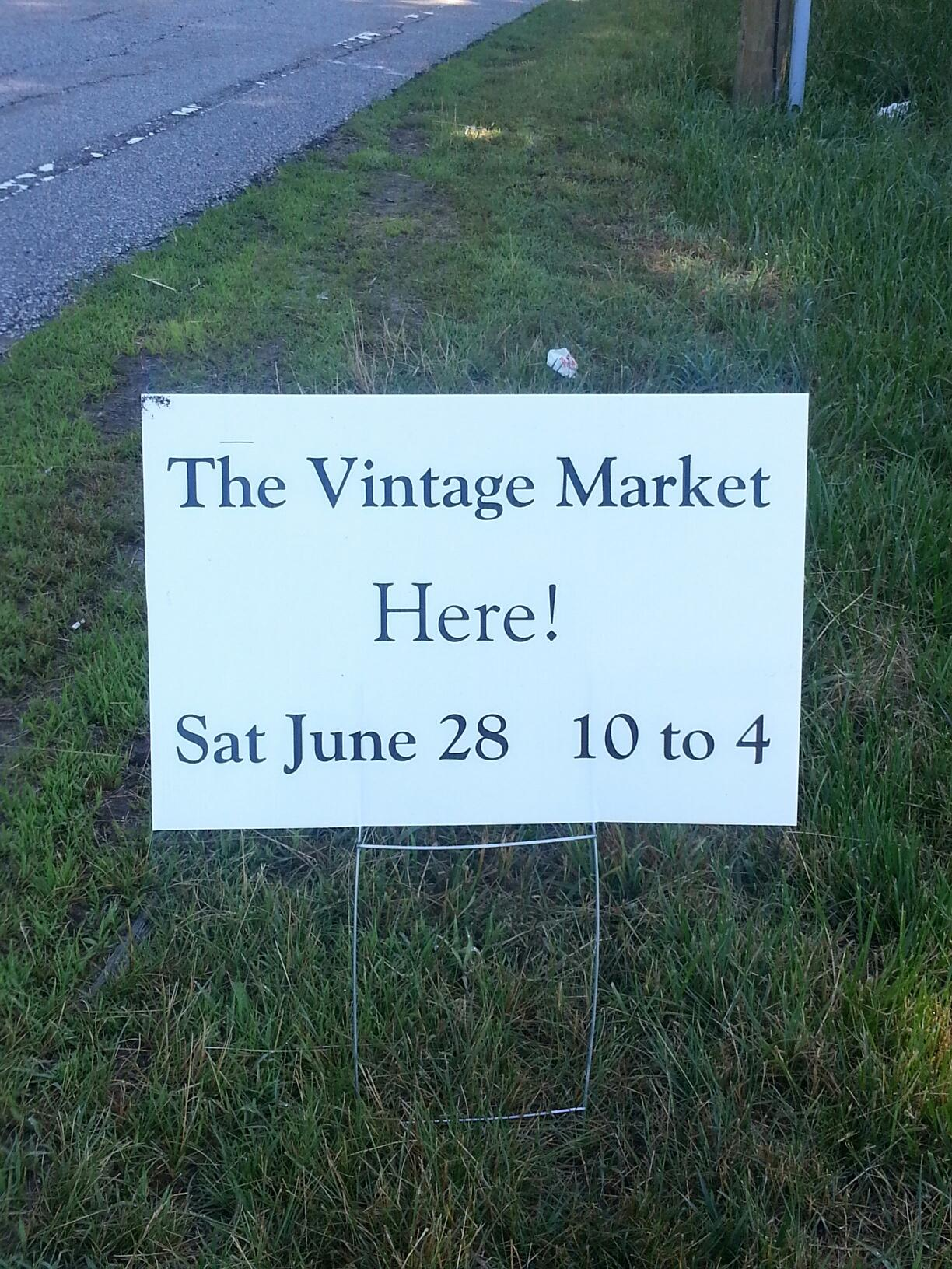 The Vintage Market Salem, CT