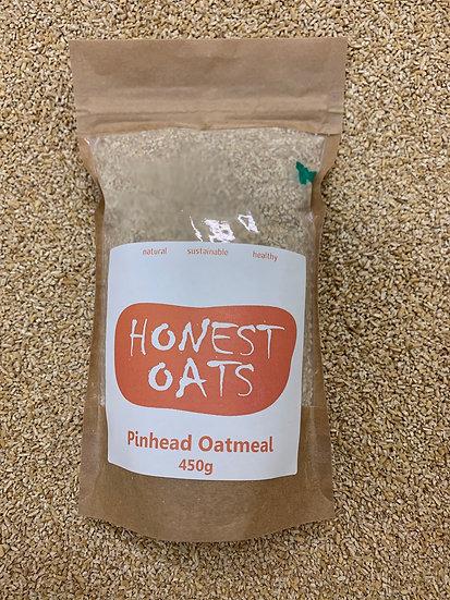 Organic Gluten Free Pinhead Oats 1kg