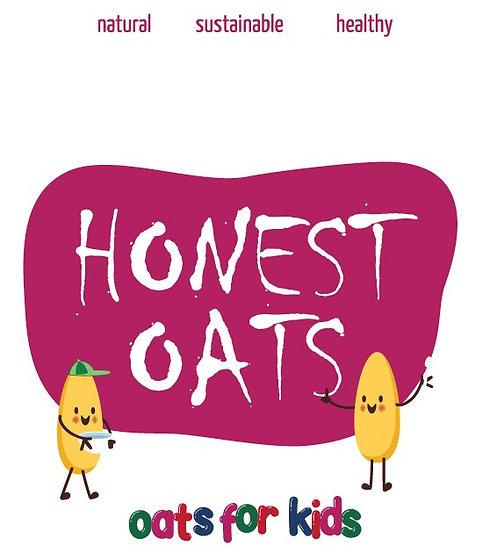 Organic Gluten Free Oats for Kids 10kg