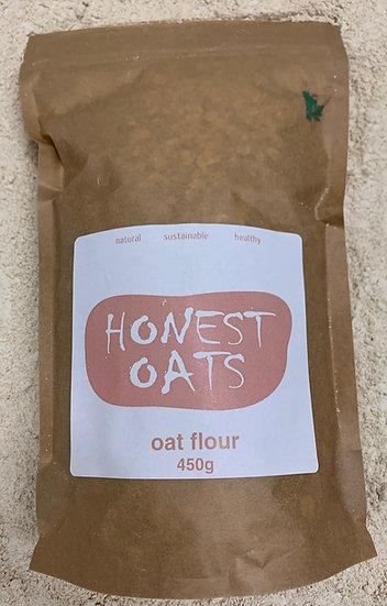 Organic Gluten Free Oat Flour 450g