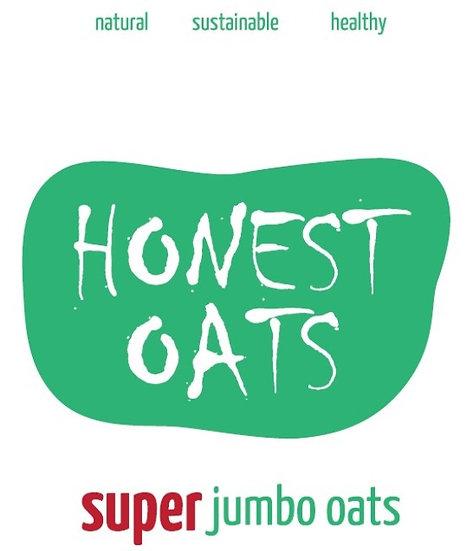 Super Jumbo Organic Gluten Free Oats 10kg