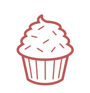 Cupcakes by Lindsay Rose logo