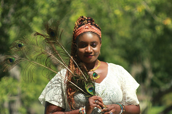 Abigail Mensah-Bonsu, Transformation Healer, Alchemist, Intuitve Coach and Love Guru